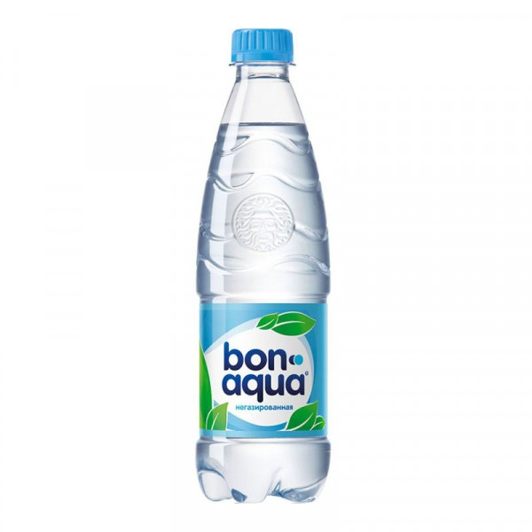 Bonaqua non carbonated