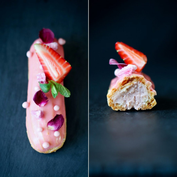 "Eclair ""Strawberry"""